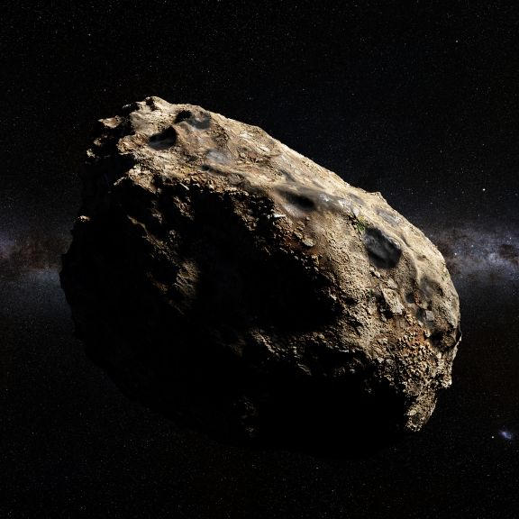 Weltraum-Horror an Ostern? 380-Meter-Brocken auf Erdkurs (Foto)