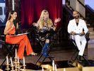 Rebecca Mir und MassimoSinató unterstützen Heidi Klum bei GNTM. (Foto)