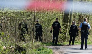 Eine 37-Jährige ist nach einem brutalen Angriff im Leipziger Auwald gestorben. (Foto)