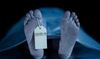 Covid-19 lässt Sterberate in Europa steigen. (Foto)