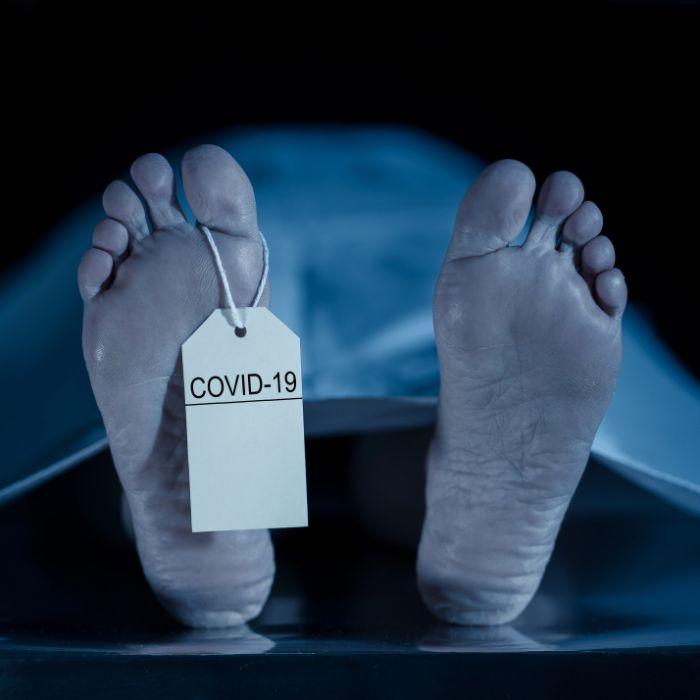 So heftig wirkt sich Covid-19 auf die Todesrate aus (Foto)