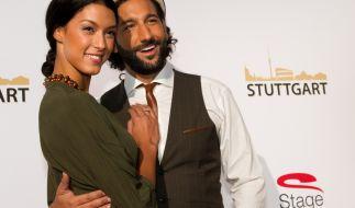 Rebecca Mir und Mann Massimo Sinato. (Foto)