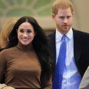 Royals-Vertraute enthüllt Megxit-Tragödie: Prinz Harry unglücklich? (Foto)