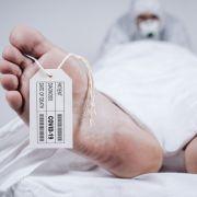 Mediziner durch Leiche infiziert! So ansteckend sind Corona-Tote (Foto)
