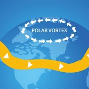 Polarwirbel kurz vorm Kollaps! Droht uns ein eisiges Wintercomeback? (Foto)
