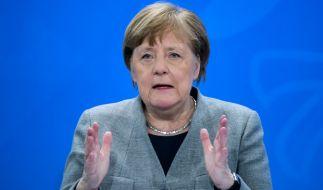 """Angela Merkel spricht im Kampf gegen das Coronavirus von einem """"zerbrechlichen Zwischenerfolg"""". (Foto)"""