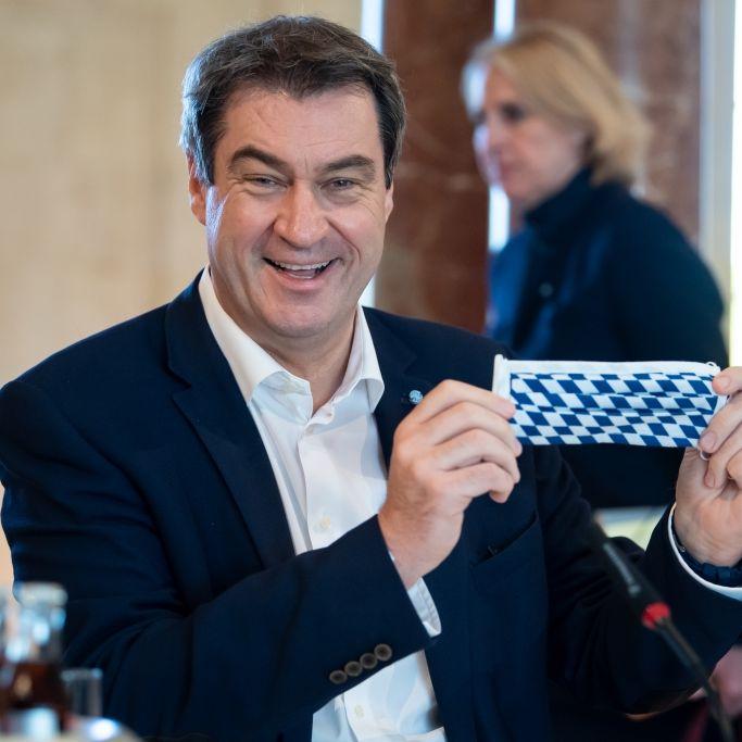 """Erschießt uns doch direkt!"" CSU-Chef Söder grillt Laschet (Foto)"