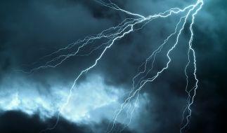 Am Wochenende steigt das Gewitter-Risiko. (Foto)