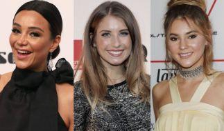 Verona Pooth, Cathy Hummels und Stefanie Giesinger sicherten sich ihren Platz in den nacktesten Promi-News der Woche. (Foto)
