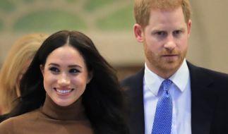 Gedämpfte Stimmung bei den Ex-Royals: Meghan Markle und Prinz Harry hätten sich ihr Leben in den USA sicher anders vorgestellt. (Foto)