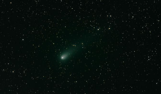Komet C/2020 F8 Swan im April 2020