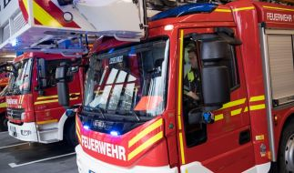 In Bad Nauheim sind zwei Menschen bei einem Hausbrand gestorben. (Symbolfoto) (Foto)