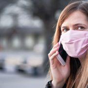 Einzelne Bundesländer in Deutschland haben eine Maskenpflicht eingeführt. (Foto)