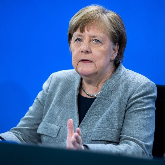 """""""Noch lange nicht übern Berg!""""Kanzlerin warnt vor neuem Shutdown (Foto)"""