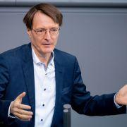 Gesundheitspolitiker Prof. Dr. Karl Lauterbach. (Foto)