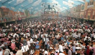 Das Oktoberfest 2020 wurde wegen der Coronakrise abgesagt. (Foto)