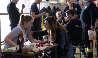 Frau Jordan stellt gleich bei ProSieben (Foto)