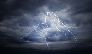 Laut Deutschem Wetterdienst steigt nächste Woche die Unwettergefahr. (Foto)