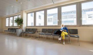 Deutschlands Krankenhäuser sind nicht ausgelastet. (Foto)