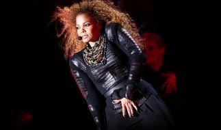 Janet Jackson gibt sich offenherzig im Netz. (Foto)