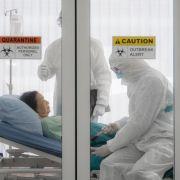 Familie hielt sie für tot! Frau erwacht aus Coronavirus-Tod (Foto)