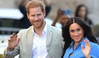 Erwarten Prinz Harry und Meghan Markle bereits ihr zweites Kind? (Foto)