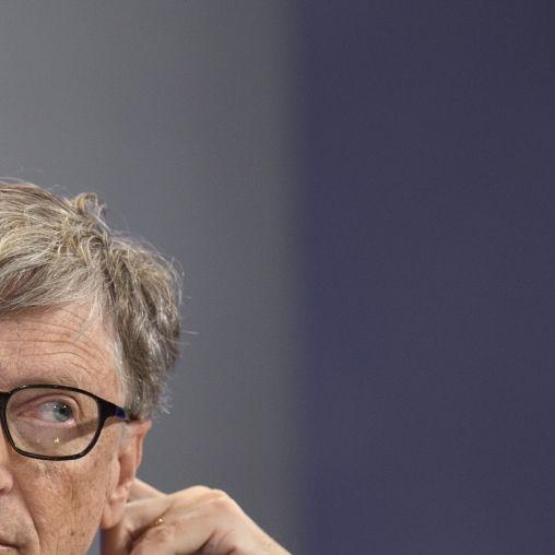 Impfgegner warnen! Bill Gates hat Coronavirus entwickelt (Foto)