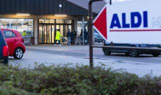Einem blinden Mann wurde in einer Aldi-Filiale in Liverpool (England) der Zugang verwehrt (Symbolfoto). (Foto)