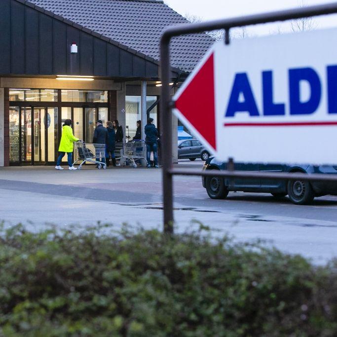 Aldi wirft blinden Mann heraus! Aus DIESEM Grund (Foto)