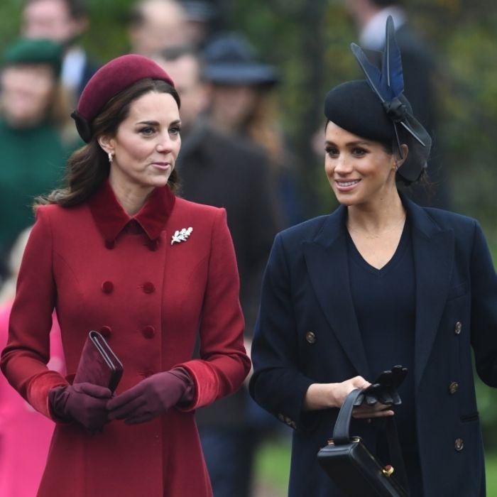DAS wäre Kate Middleton NIE passiert! Herzogin Meghan motzt los (Foto)