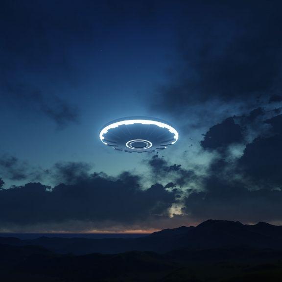 Spektakuläre Ufo-Videos!Haben Soldaten HIER Aliens gefilmt? (Foto)