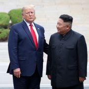 """Nordkoreas Machthaber krank? Trump """"kann nicht darüber reden"""" (Foto)"""