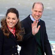 DIESER Wunsch erfüllt sich für Herzogin Kate zum 9. Hochzeitstag (Foto)