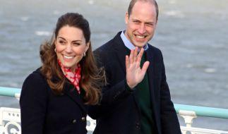 Kate Middleton und Prinz William feiern am 29. April 2020 ihren neunten Hochzeitstag. (Foto)