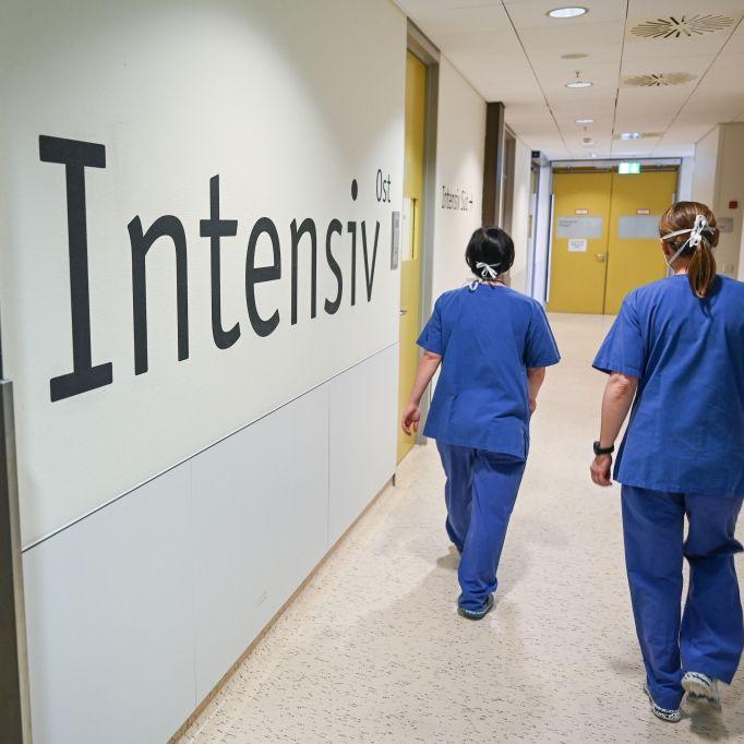 Gehäufte Thrombosen bei Covid-19-Patienten stellen Ärzte vor Rätsel (Foto)