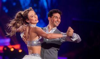"""Loiza Lamers tanzte bis zur siebten Live-Show von """"Let's Dance"""" 2020 mit Profitänzer Andrzej Cibis. (Foto)"""
