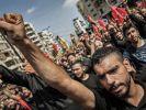 Die Anhänger der libanesischen Hisbollah müssen ihre Aktivitäten in Deutschland einstellen. (Foto)