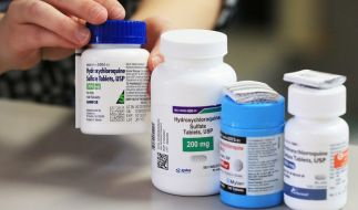 Die Nachfrage nach Hydroxychloroquin ist extrem gestiegen. (Foto)