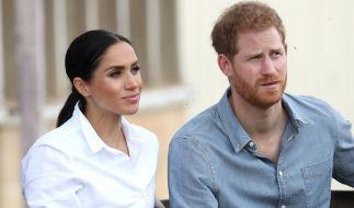 Obwohl sie ihre royalen Pflichten los sind, hatten Meghan Markle und Prinz Harry diese Woche kaum Grund zur Freude. (Foto)