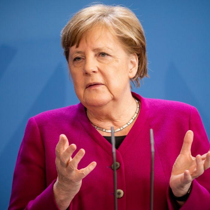 """""""Souverän""""! Twitter-Beben nach Statement von Angela Merkel (Foto)"""
