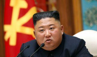 Kim Jong Un wurde seit Tagen nicht mehr in der Öffentlichkeit gesehen. (Foto)