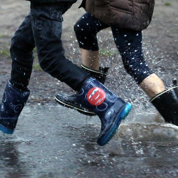 Hochwasser-Warnung! So ungemütlich wird der Wonnemonat (Foto)