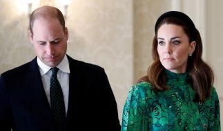 Kate Middleton musste ganz zehn Jahre schmoren, bevor sie von Prinz William einen Heiratsantrag bekam. (Foto)