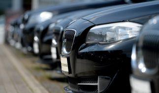 Die Autoindustrie fordert eine staatliche Kauf- und Abwrackprämie. (Foto)