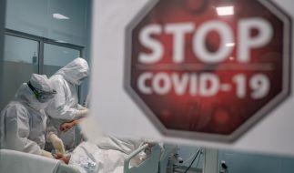 Wie lange grassiert das Coronavirus schon in Europa? (Foto)