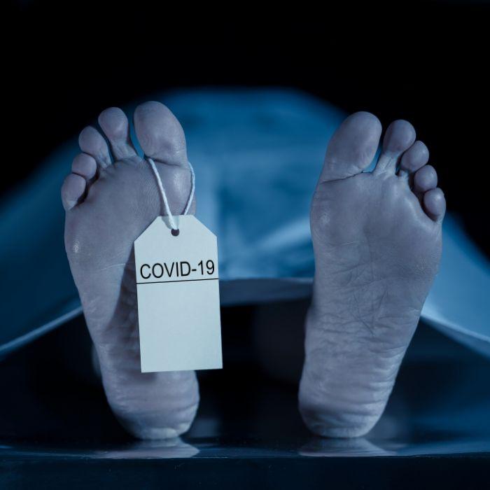 Totgeglaubter Covid-19-Patient genesen aus Koma erwacht (Foto)