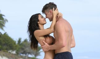 "Francesca und Harry waren der Hingucker bei ""Too Hot To Handle"". (Foto)"