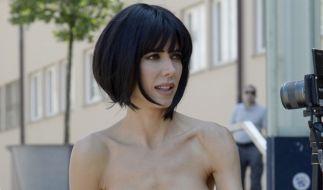 Milo Moire hat sich als Nackt-Model einen Namen gemacht. (Foto)