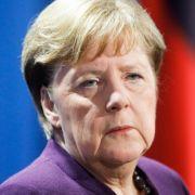 Angela Merkel kurz vor Aufgabe? / Königin Margrethe II. todkrank? / Kälte-Schock und Eisregen! (Foto)