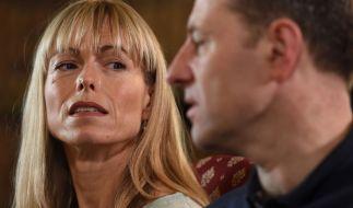 Seit 13 Jahren auf der Suche nach Maddie: Kate und Gerry McCann. (Foto)